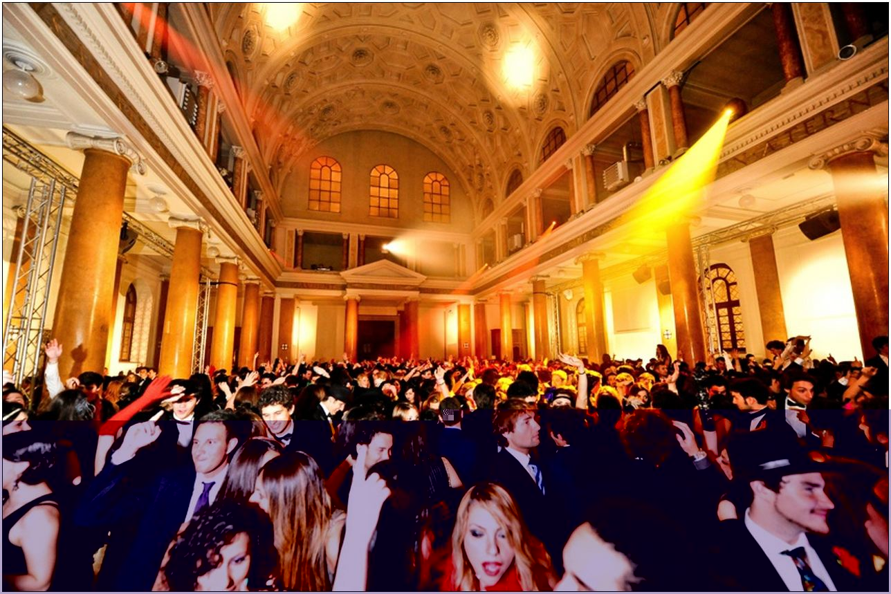 """Midnight in Luiss"" Gran ballo di fine anno"