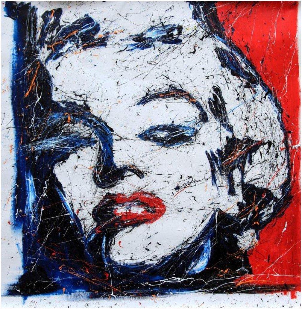 Marilyn ritratto 3