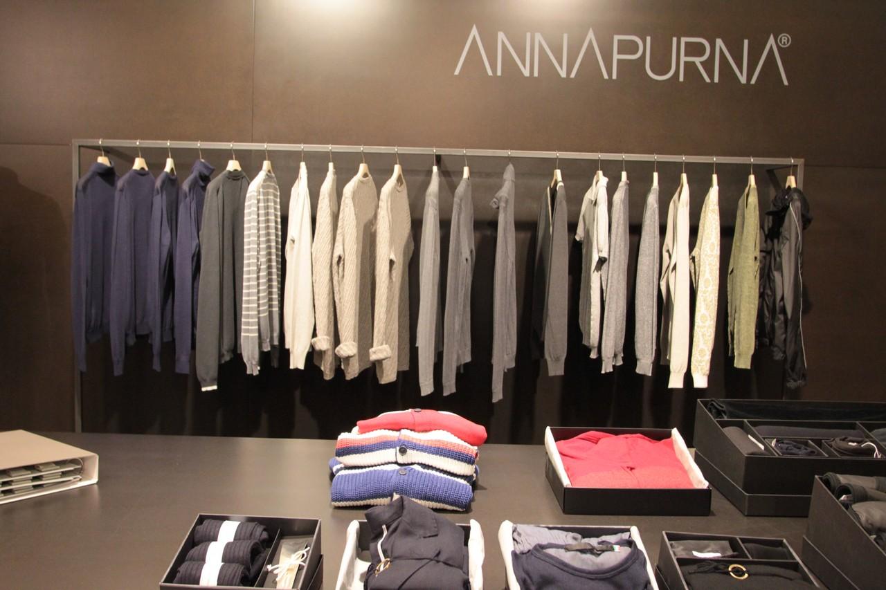 anna purna collezione primavera estate 2013 Pitti Uomo 82 giugno 2012