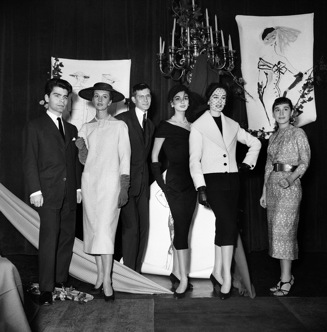 YSL AND KL IN 1954 WINNERS OF IWP