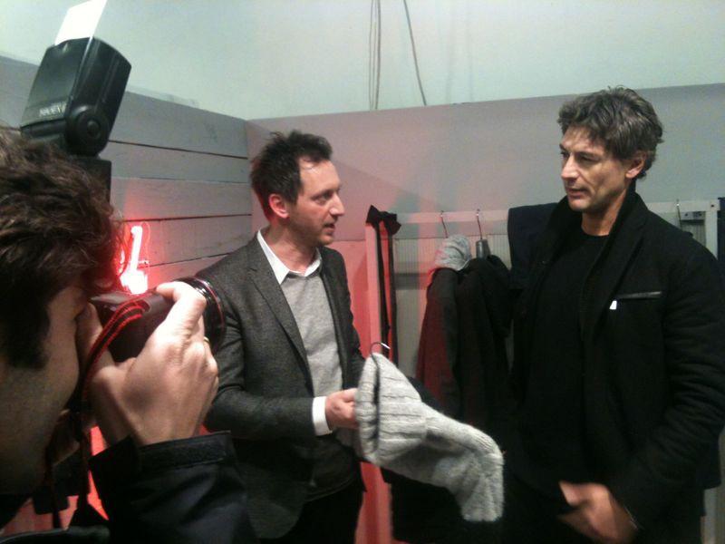 Roberto Farnesi con Maurizio Ruberto_2