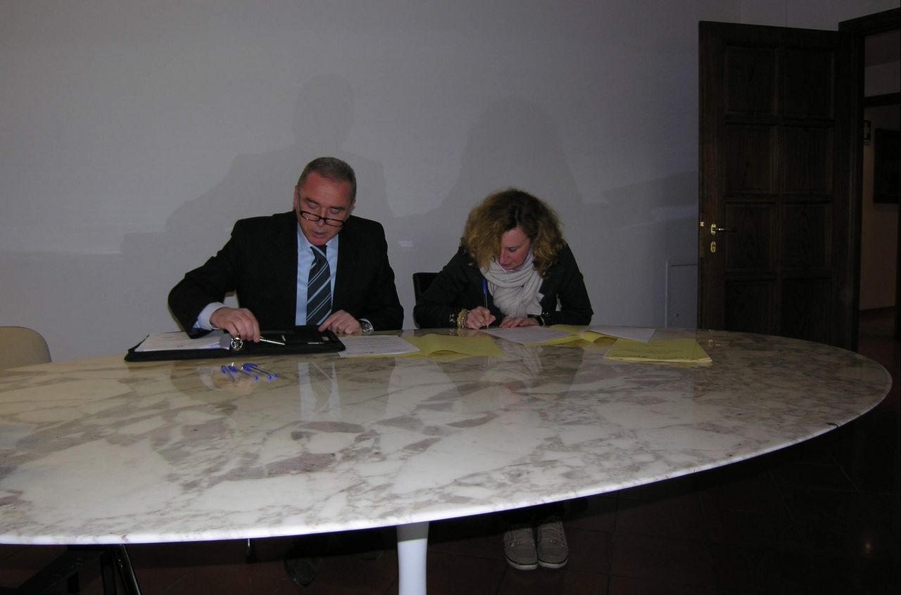 Firma DIA-CCIAA Buselli e Tarli