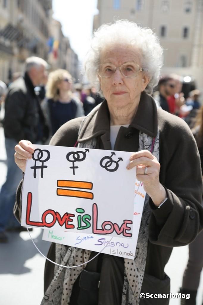 flash mob matrimoni gay roma aprile 2013