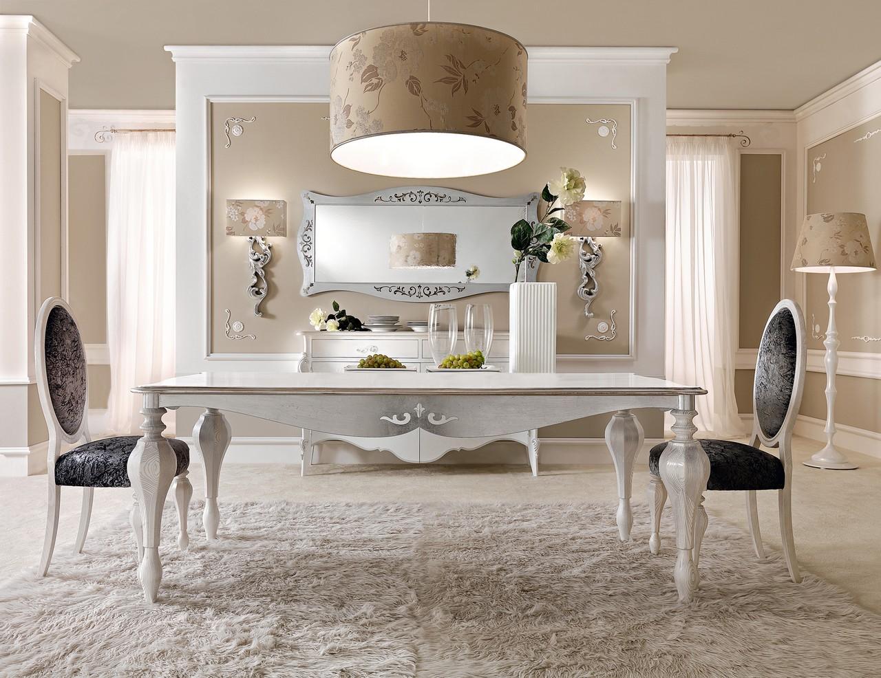 Gotha italian luxury stylescenario for Tavolo salone