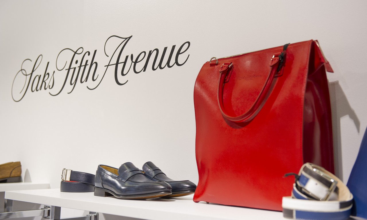 Saks Fifth Avenue Men's collection Spring 2014 –5