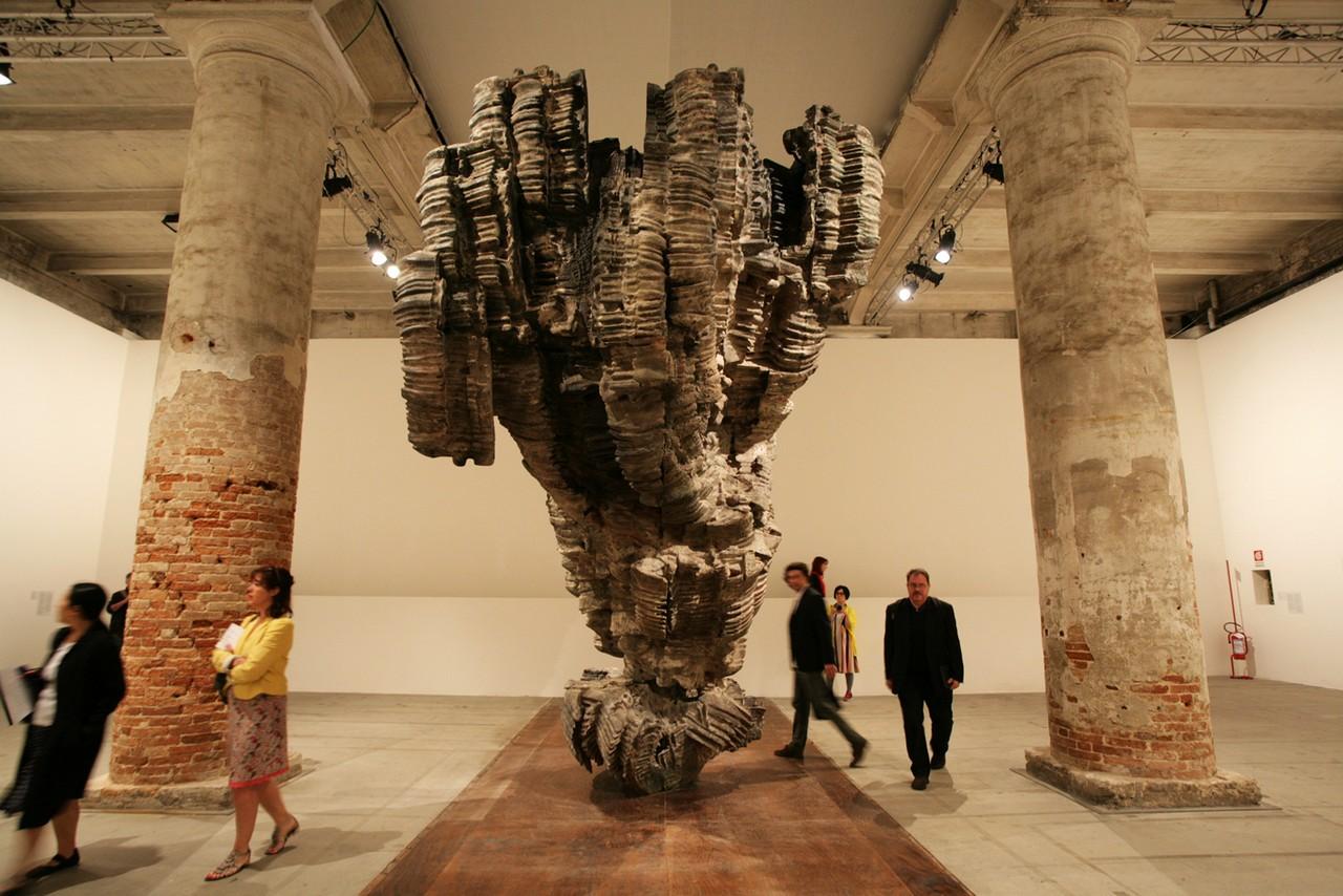 Roberto cuoghi 55 esposizione internazionale d arte della for Biennale artisanat d art