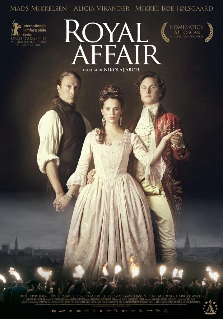 Royal Affair locandina