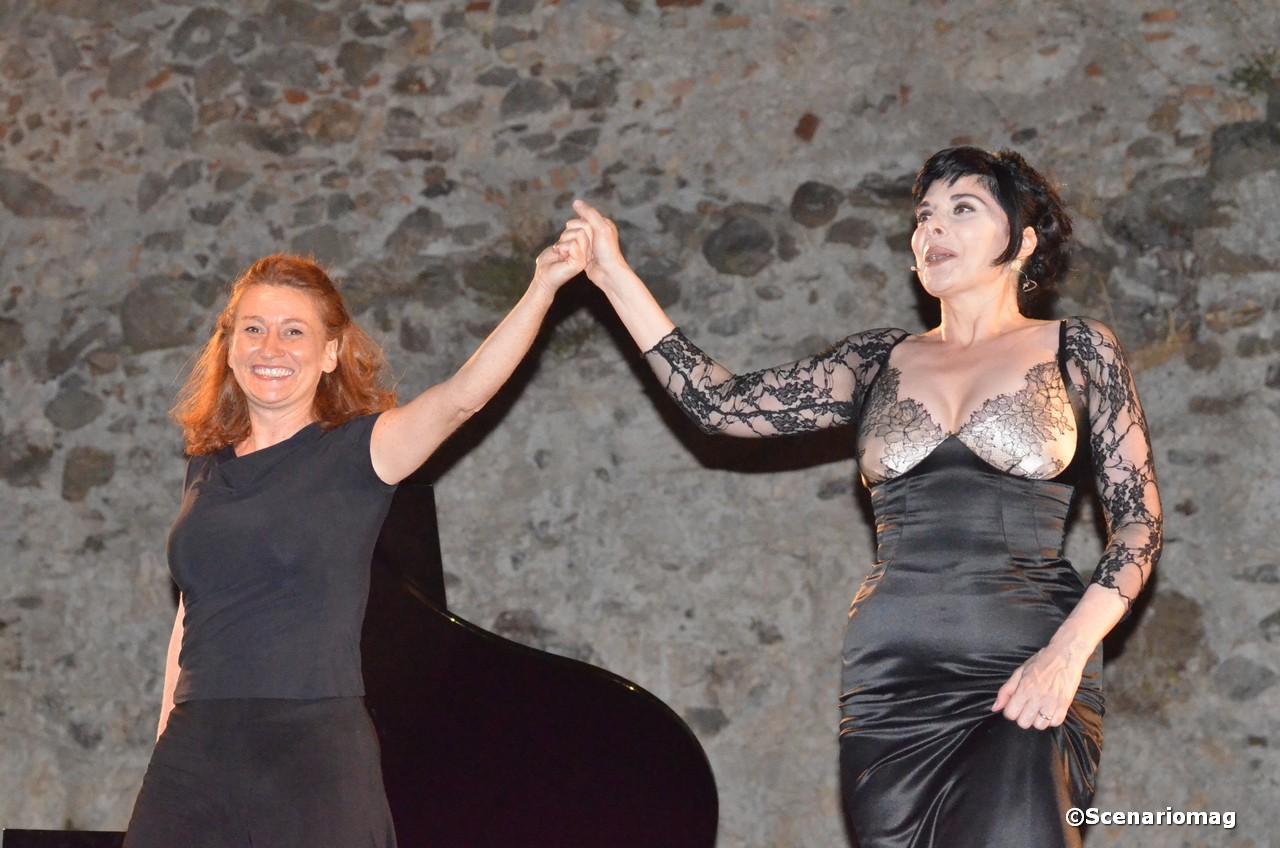 Mariangela nackt DAbbraccio Mariangela D'Abbraccio
