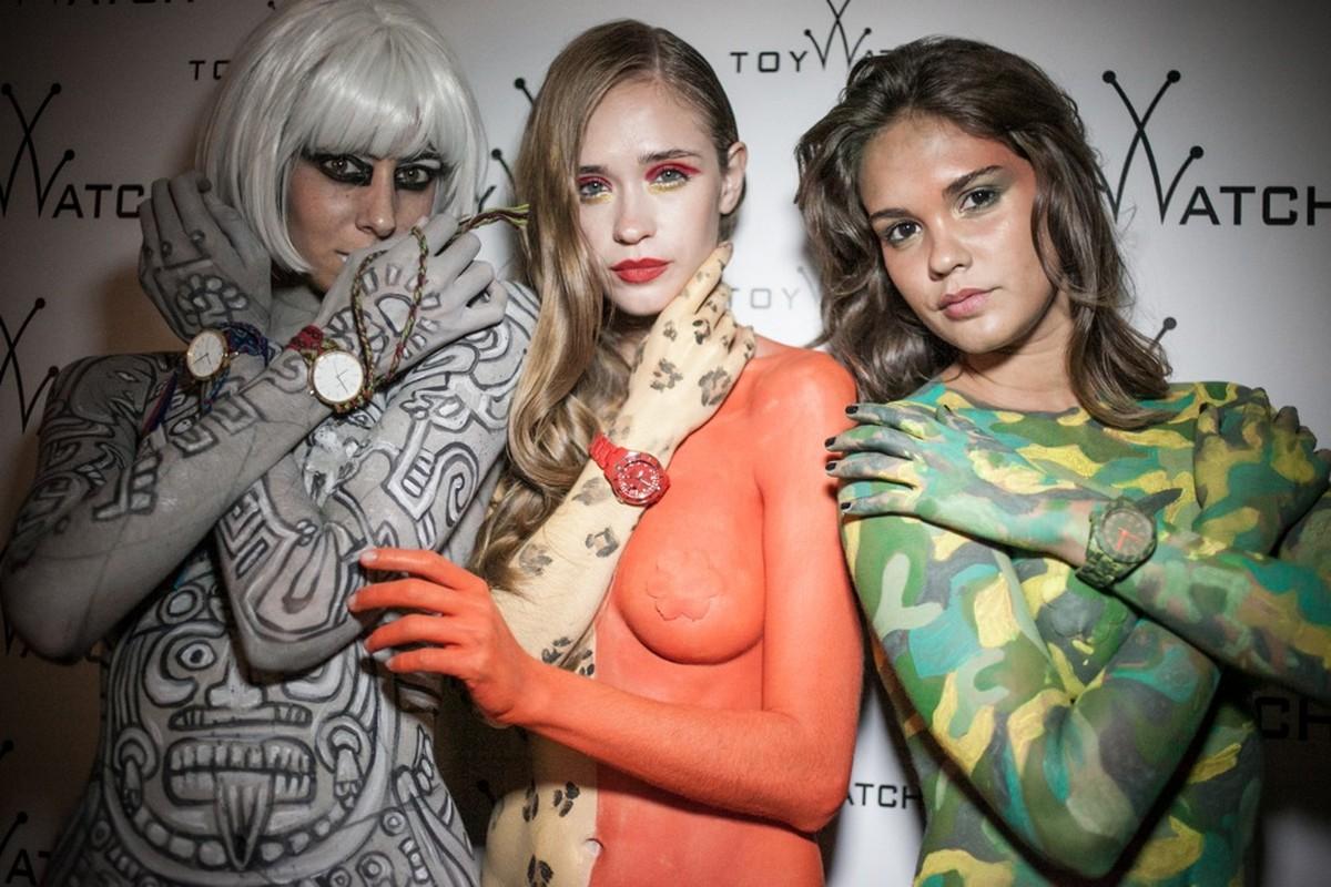 evento toy watch fashion week 2013