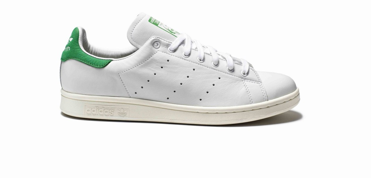 stan smith adidas bianche e verdi