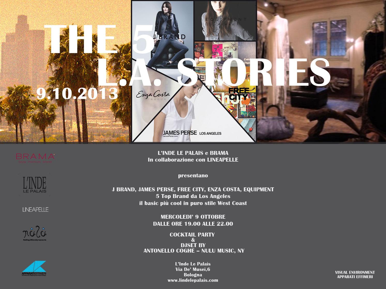 THE 5 L.A.STORIES@lindelepalais_9_10_13
