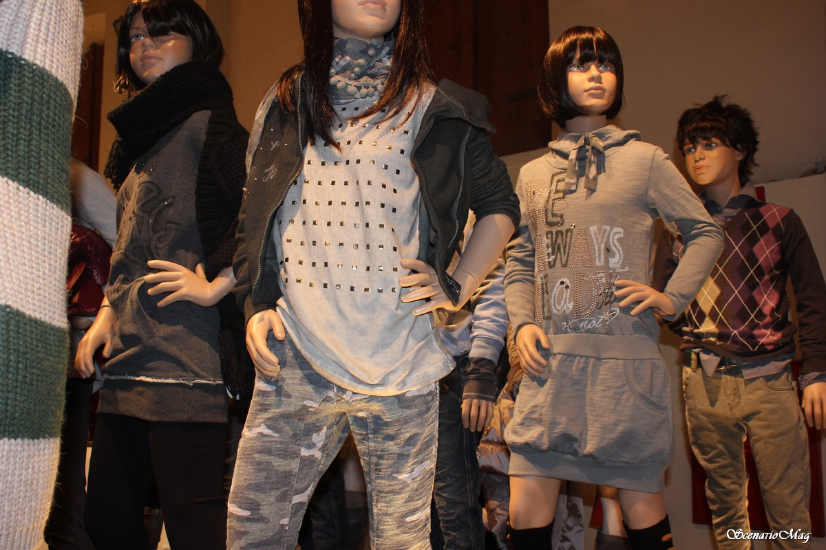 500 Kids Collection autunno inverno 2013-14