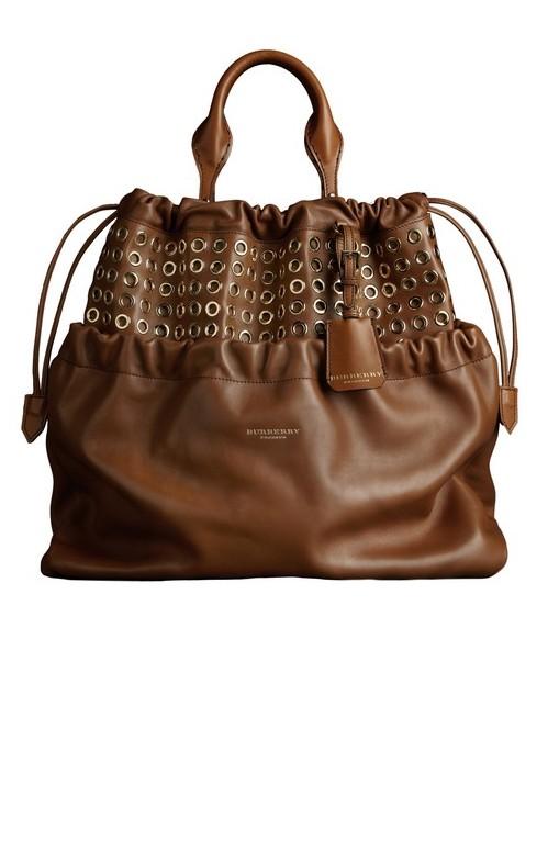 Новая коллекция сумок burberry