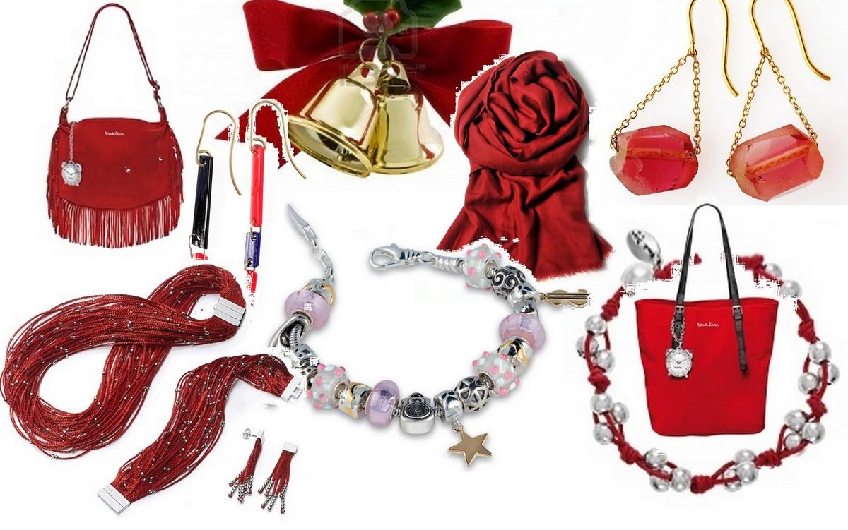 idee regali natale 2013 accessori rossi