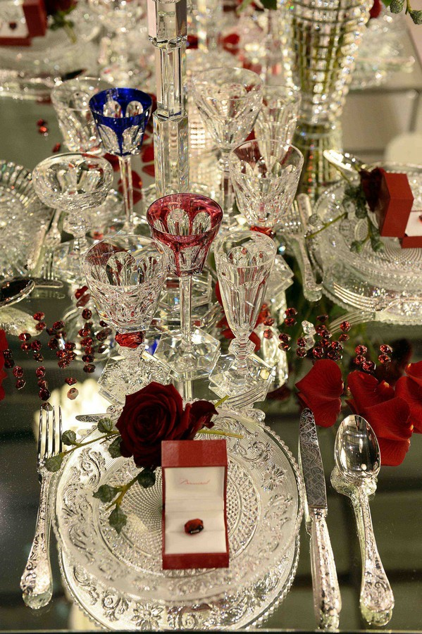 Baccarat TWO HUNDRED AND FIFTY YEARS book Launch