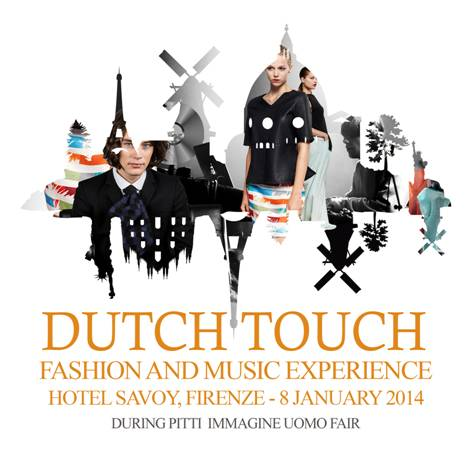 DUTCH TOUCH Fashion and Music Experience 2014