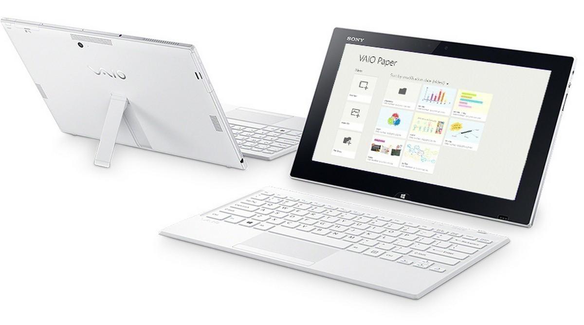 notebook vaio sony
