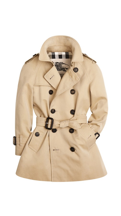 The Burberry Heritage Trench Coat - The Sandringham for boy_003