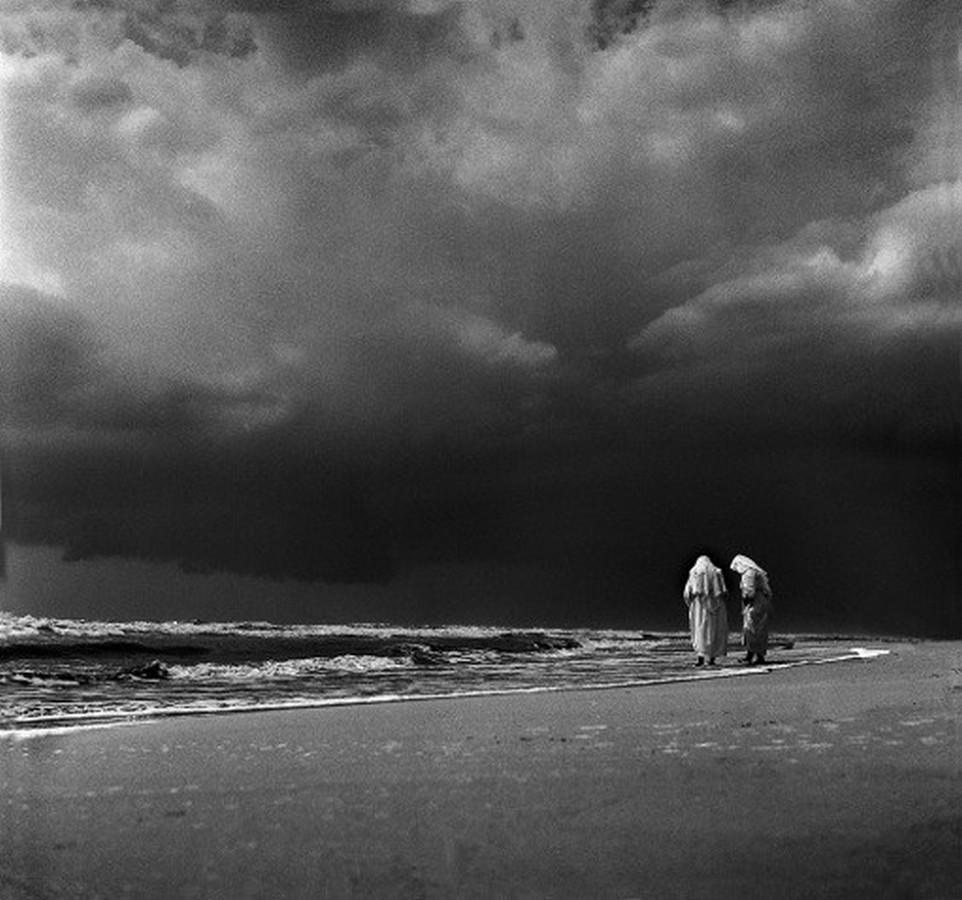 La carezze -Forte dei Marmi, 1958