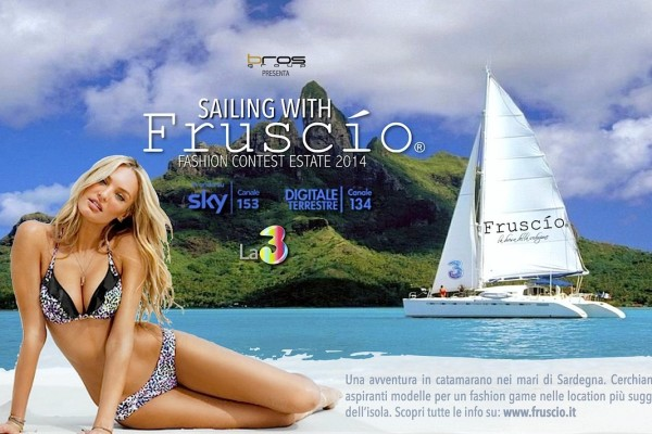 SAILING WITH FRUSCIO