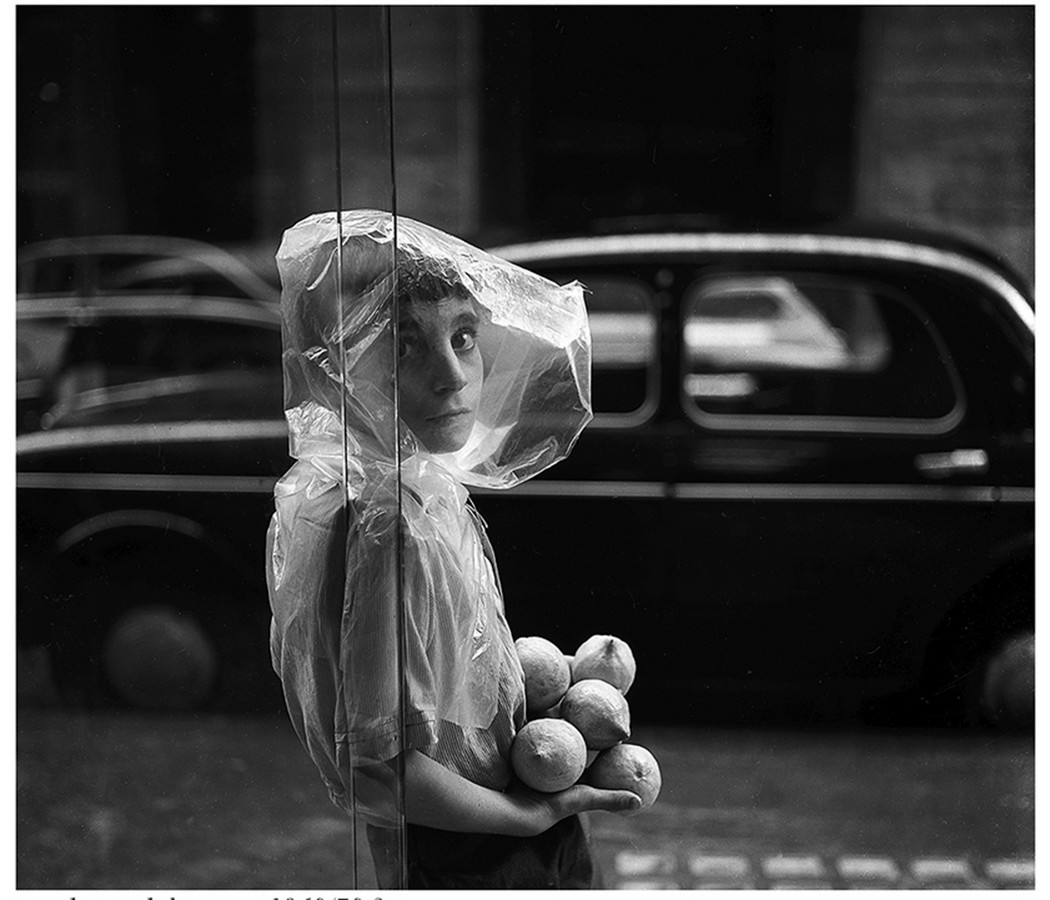 Venditore di limoni, Torino 1960