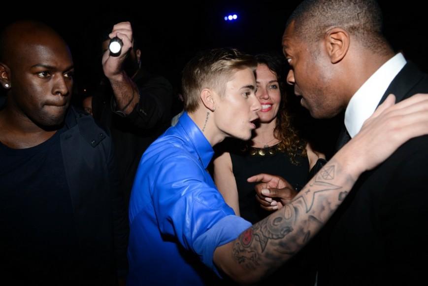 deGRISOGONO-party-Justin-Bieber
