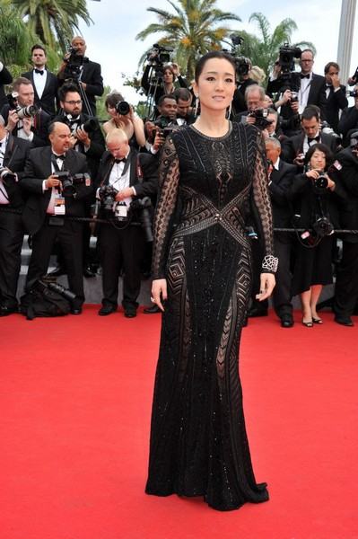"67th Cannes Film Festival 2014, Red carpet film ""Grace of Monaco""."