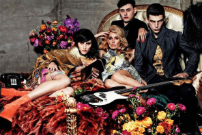 Just cavalli ADV Fall Winter 2014-15