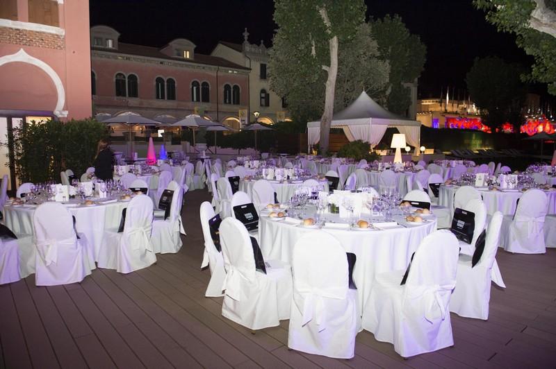 cena di gala trap art venezia 2014