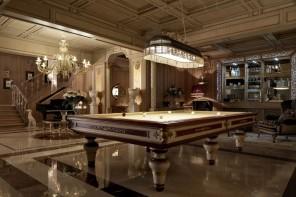 La sala Biliardo di Martini