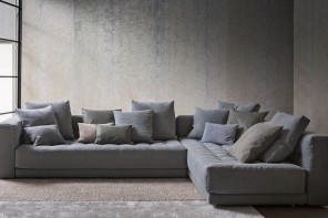 I divani Doze di Flou
