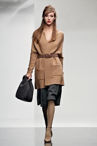 Cappotto lana Twin Set autunno inverno 2014 2015 | Moda con