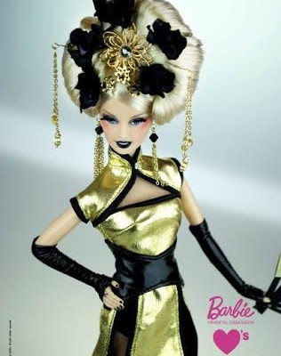 "Barbie ""Oriental Obsession"""
