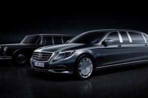 La nuova Mercedes‑Maybach Pullman