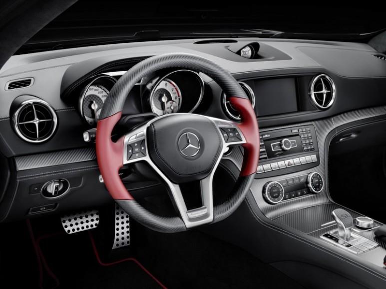 """Mercedes-Benz SL-'Mille Miglia 417"""""""