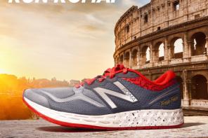 New Balance sponsor tecnico della maratona di Roma