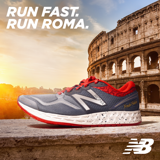 c6fc34ac05 New Balance, for the second year, will be the technical sponsor of Rome  Marathon scheduled for next 22 March 2015 and now in its 21st edition.