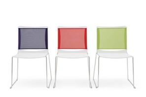 La nuova sedia S'mesh di DIEMMEBI