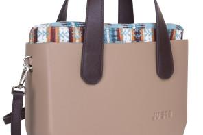 JU'STO: due borse in una