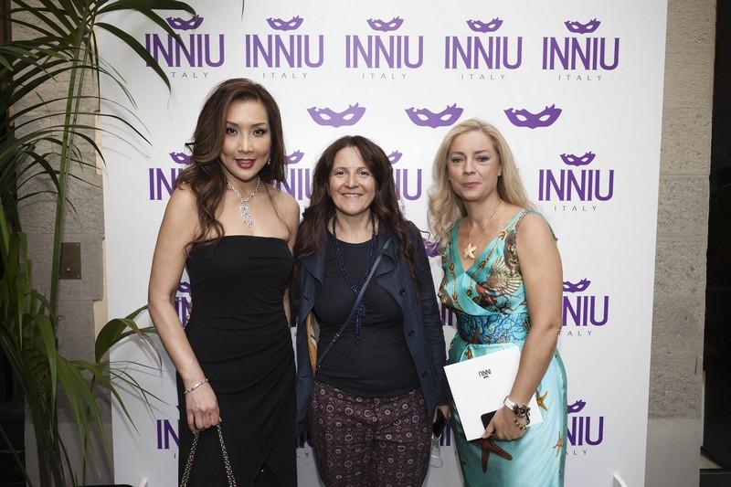 Alyscia Mak, Vicesindaco Cristina Giachi, Deborah Sassorossi