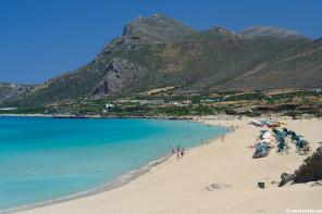 Vacanze al mare a Creta: le spiagge più belle della Canea