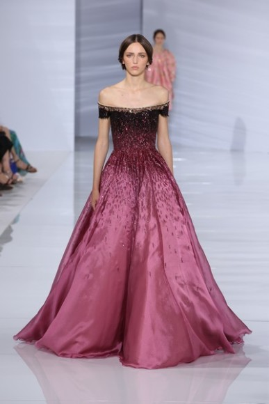 GEORGES HOBEIKA Couture FW 15_16 #30