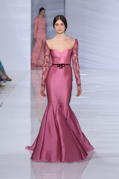 GEORGES HOBEIKA Couture FW 15_16 #32
