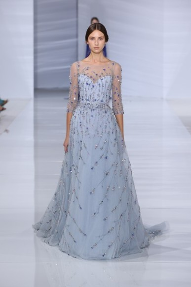 GEORGES HOBEIKA Couture FW 15_16 #37