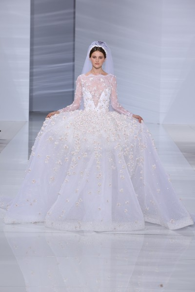 GEORGES HOBEIKA Couture FW 15_16 #48