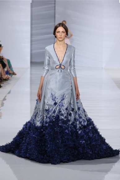 GEORGES HOBEIKA Couture FW 15_16 #7