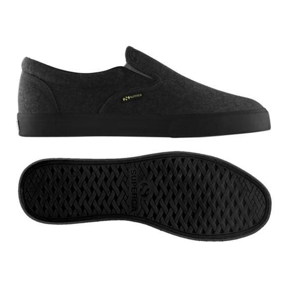 scarpa slip on di superga