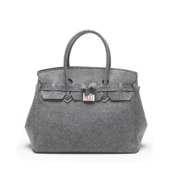BAG - ICON FELTRO [ Grigio Indiano ] (5412x5412pxA300dpi) - Copia