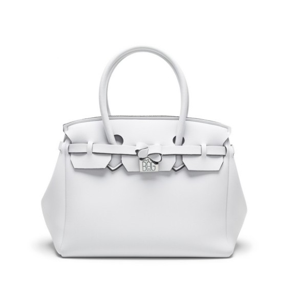 BAG - ICON LYCRA [ Bianco ] (5412x5412pxA300dpi)