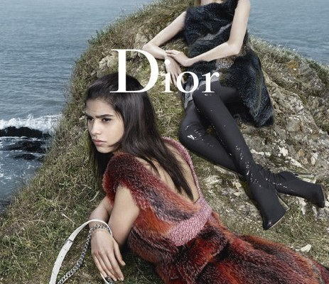 DIOR WOMEN'S AW15-16 CAMPAIGN